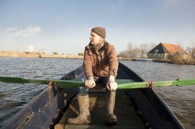 Mark Pasveer klaas bokma in boot